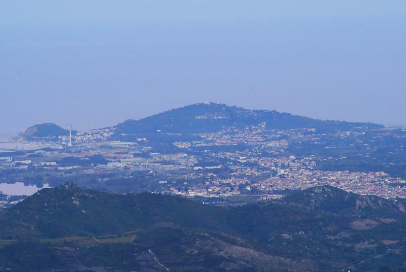 Traghetti Genova Arbatax | Vista panoramica di Tortolì dall'alto