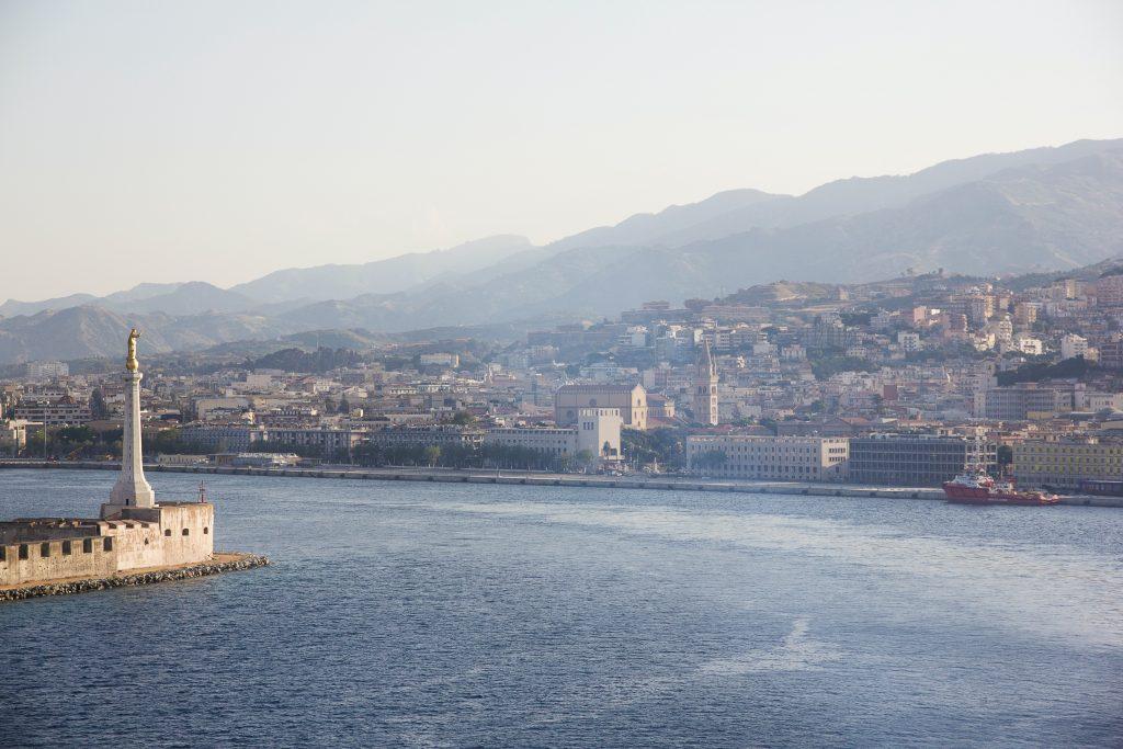 Traghetti Calabria Messina | Lo stretto di Messina